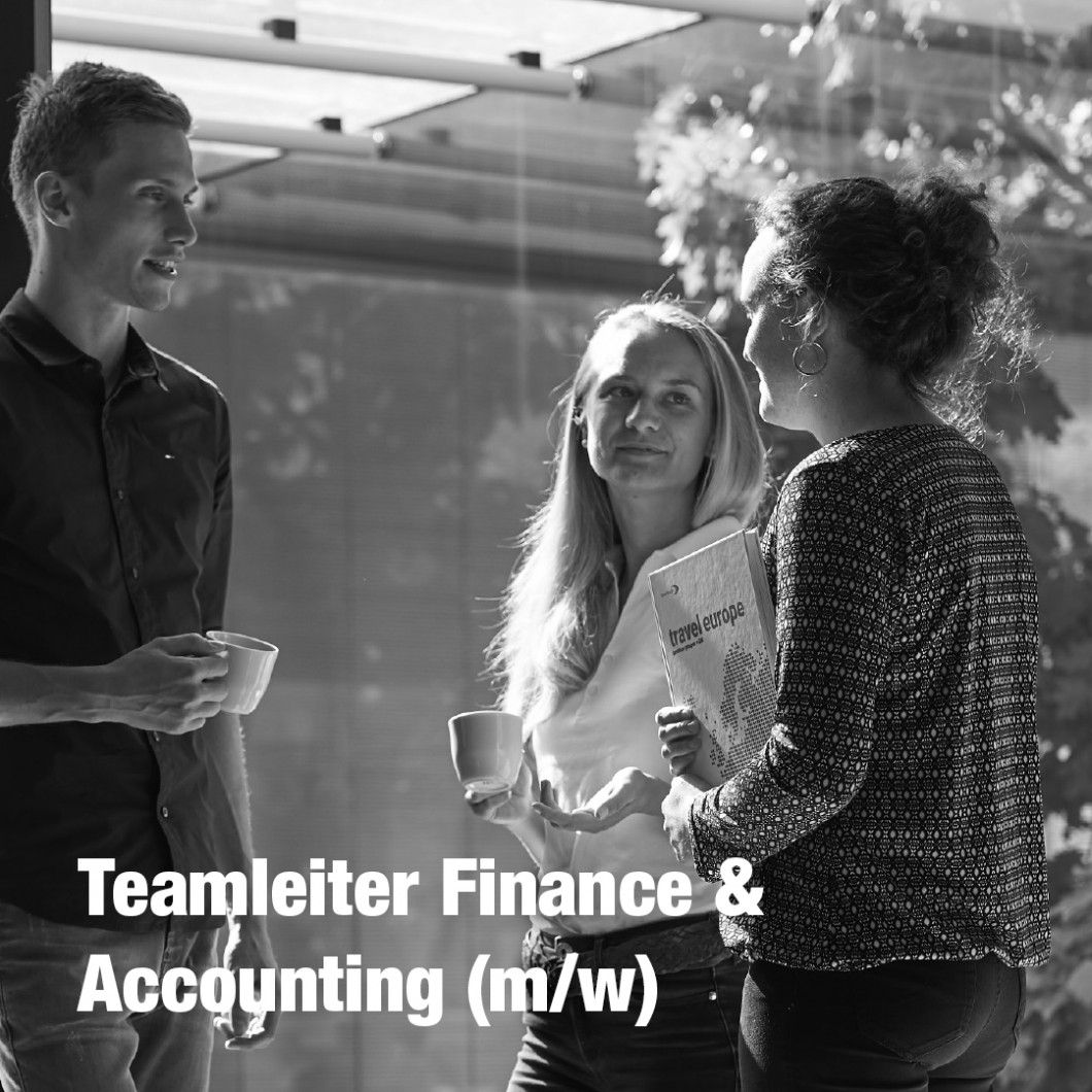 Teamleiter Finance & Accounting (m/w)