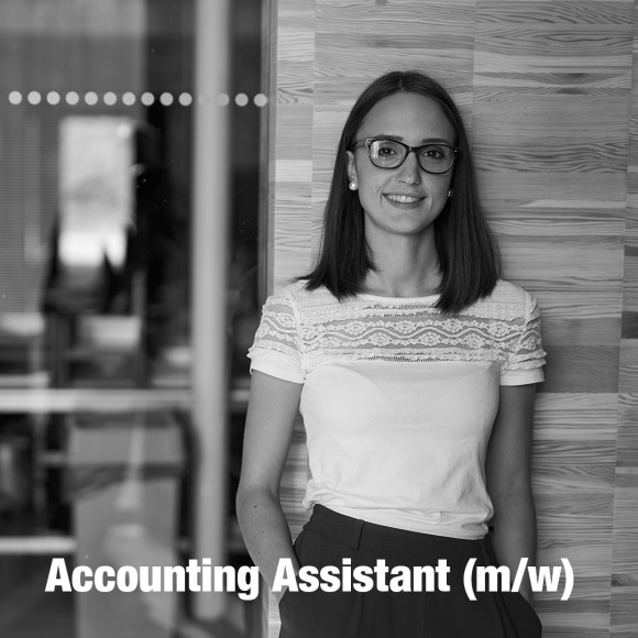 Accounting Assistant (m/w)