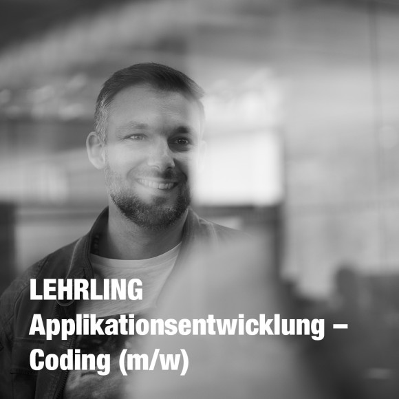 LEHRLING Applikationsentwicklung – Coding (m/w)